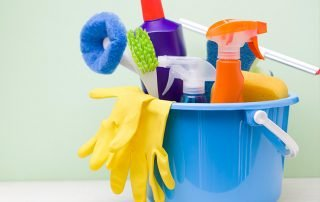 truques para limpar a casa